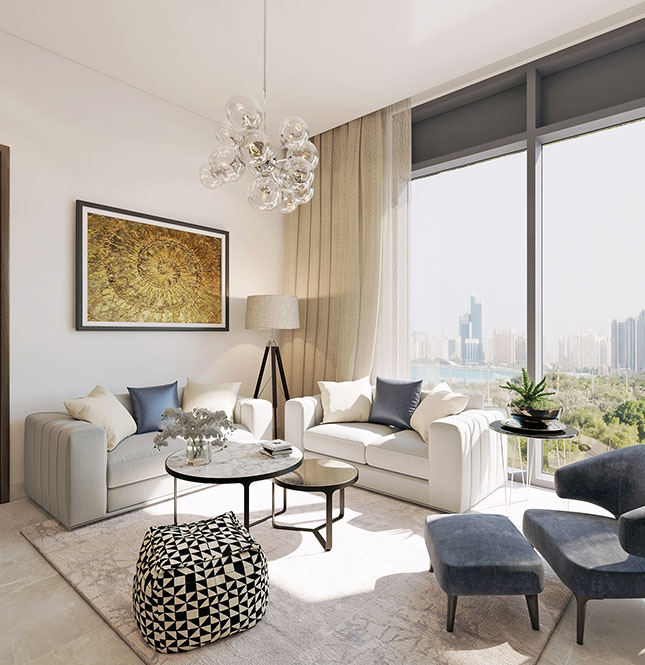 Luxury Properties in Dubai for Sale - Sobha Hartland Apartments